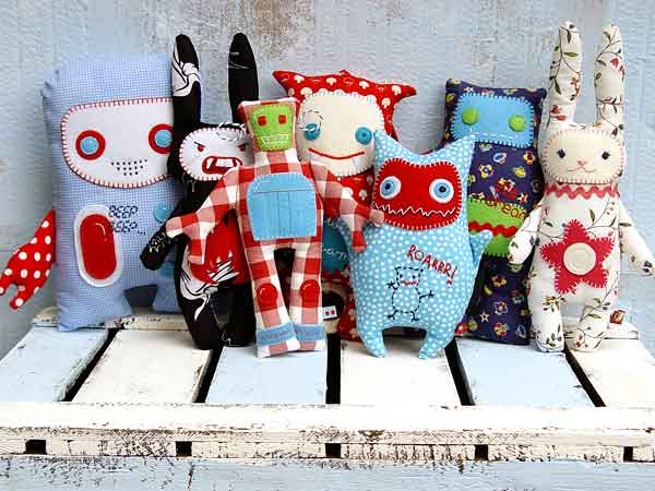 Free Sewing Patterns Stuffed Animals Design Patterns